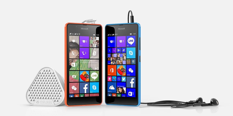 Microsoft annuncia il nuovo Lumia 540 Dual SIM, caratteristiche