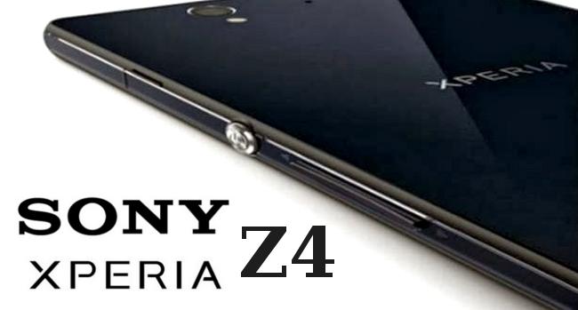 Sony Xperia Z4, ufficiale specifiche tecniche e data uscita