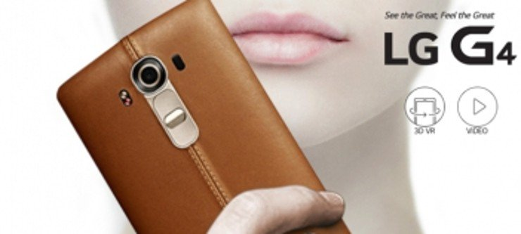 LG G4 presto disponibile, prezzo e specifiche tecniche