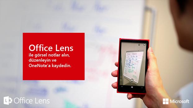 Office Lens, l' Applicazione che trasforma il nostro disposito in Scanner