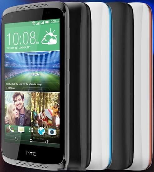 L' HTC Desire 626G Dual Sim è in arrivo anche in Italia