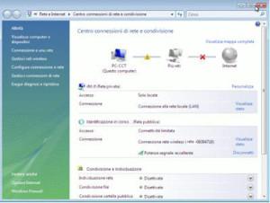 configurare il wifi per il router Fastweb